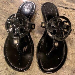 Black Tory Burch Sandals